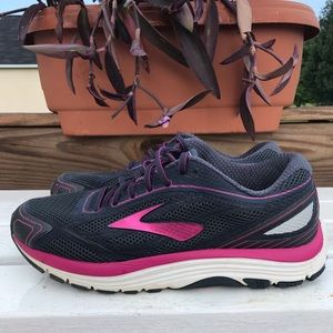 Brooks Dyad 9 Purple/indigo Athletic Running shoes